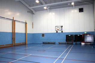 Sports Hall, Marches School